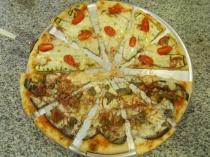 Giro Pizza, salty style